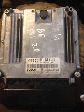 Audi A4 B6 2.0 FSI ECU Engine Control Unit 8E1 910 018 A