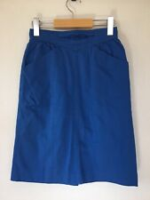 Dior Sports Women's Skirts Above Knee Length Blue Size M Free Shipping