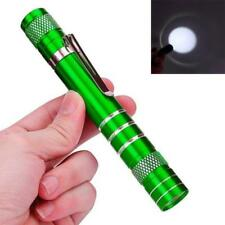 MINI 1200lm High Power Torch CREE q5 LED Tactical Flashlight AA LAMP LIGHT GREEN