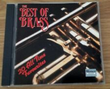 CD: THE BEST OF BRASS - The Welwyn Garden City Band - Born Free, Annie's Song