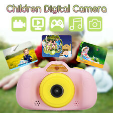 1080P Mini Digital Camera Cute Camcorder Video Camera Recorder for Kids Baby Gif