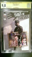 Thief of Thieves #1 - Signed by Robert Kirkman - CGC SS 9.8 1st print