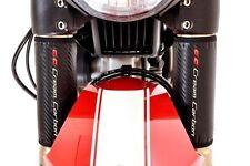 Carbon Fiber Finish Upside Down Fork Protectors - Honda RVF750 RC45 RVF400 NC35