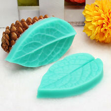 Tc3773 silicones Leaf shaped Mold crème Cake 3d silicones Mold