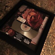 Eminem Relapse Platinum Record Disc Album Music Award MTV Grammy RIAA Dr Dre