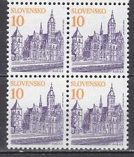 SLOVAKIA 1993 **MNH SC# 155 Block -  Castles and Churches