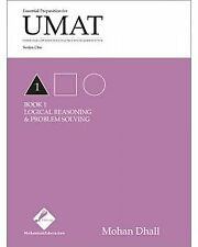 UMAT Preparation Material. SERIES ONE - Set of 3 books |EXPRESS SHIPPING COURIER