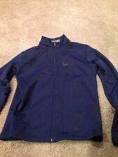 Spyder Boundary T-neck Men's Full Zip Lightweight Jacket. New.Small. $130 Retail