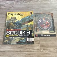 Official U.S. PlayStation Magazine & Demo Disc 94 July 2005 Issue 94 SOCOM 3