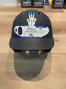 Mizuno DryLite  batting helmet - Navy - Medium (7-1/8 - 7-1/4)