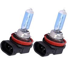 6000K H11 12V 55W super car fog lamp bulb White Auto Car halogen lamp head Newly