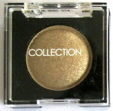 Collection Work The Colour Solo Eyeshadow ~ 4 Gold Mine ~ Mid Metallic Gold Mono