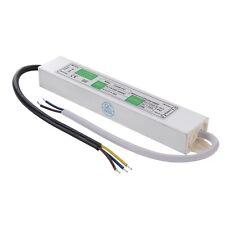 Trasformatore elettronico impermeabile per lampade led 110/260V 20W