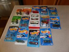 Hot Wheels Classics LOT Doozie Lexus Phantom Viper Camaro Corvette ERTL