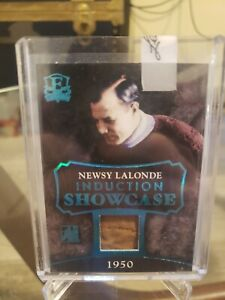 2016 ITG Enshrined Newsy Lalonde Induction Showcase Memorabilia /5