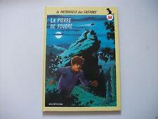 La Patrouille Des Castors - N°30 - La Pierre De Foudre - EO - Mitacq