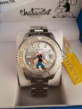 NEW INVICTA GRAND DIVER POPEYE LIMITED EDITION DIVER AUTOMATIC NH35A 300m WR