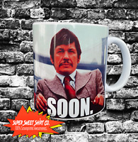Charles Bronson Mug / Death Wish Mug / Ceramic Handled Mug / coffee cup / tea