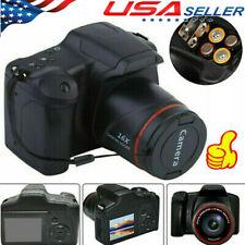 Digital Camera 3 Inch TFT LCD Screen HD 16MP 1080P 16X Zoom Anti-shake Gifts