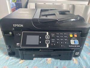 Epson WorkForce WF-3620 Multifunction Printer/Scanner/Fax, Wifi/Ethernet