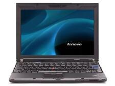 Lenovo THINKPAD X201 Intel I5 2.4ghz 2gb 160gb Win7pro / senza Batteria / 5a9 B