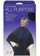 CRICKET 50/50 Lightweight & Heavy Duty Client Cape (Black)