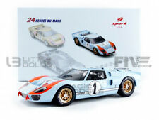 Ford MKII #1 Miles 2nd 24h le Mans 1966 1/18 - 18s515 Spark
