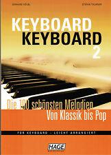 Keyboard voti: Keyboard KEYBOARD 2 (Hagemann) Leggera-leggeri livello medio