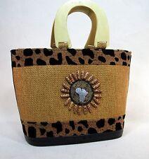 African designer handbag, ethnic, handmade, Kenyan