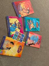 5 Vtg Golden Books Disney's Aladdin Color/Activity Books