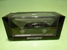 MINICHAMPS 1:43  BMW 6-SERIE COUPE 2006    - GOOD CONDITION IN BOX