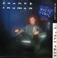 "Sharpe & Numan, No More Lies, NEW* Original UK Ltd edition WHITE VINYL 7"" single"