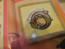 Groovy chick Cross Stitch CHART PATTERN ONLY ch107