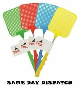 EXTENDABLE FLY SWATTER NEW TELESCOPIC INSECT SWAT BUG MOSQUITO WASP KILLER HOUSE
