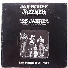 JAILHOUSE JAZZMEN: 25 Jahre Udo Lindenberg GERMANY JAZZ vinyl lp BOX 3 x LP 70'