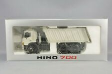 New Hino Special Order Kyosho 1/43 Hino 700 Zs 6×4 white Car Dumper Truck Japan