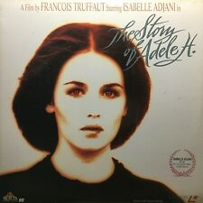 THE STORY OF ADELE H LASER DISC [1992]