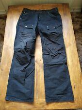 G-Star Storm Elwood Loose 5620 W34/L32 Jeans Hose Denim vtg aged schwarz