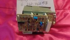 MAYTAG WASHER TIMER 6 2601860 WITH BOARD 90 DAYS WARRANTY. FREE SHIPPING.