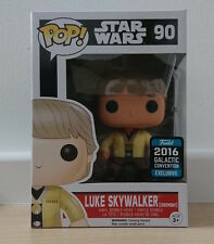 EXCLUSIVE Funko POP Vinyl Luke Skywalker Ceremony #90 Star Wars Celebration 2016