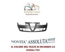 PARAURTI ANTERIORE  ALFA ROMEO 159 05> COLORE 297/A BLU ZAFIRO AURORA