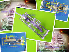 DC 5V 2 Phase 4 Wire Stepper Motor Linear Screw Sliding Table DIY Laser Printer