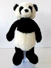 Jellycat -  Bashful Panda Cub - Soft Black & White Bear - Medium