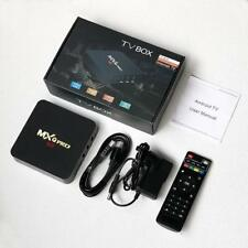 MXQ Pro 4K - Android Box - 7.1 - FEEL THE POWER - QUAD CORE - SHIPS WITHIN 24HRS