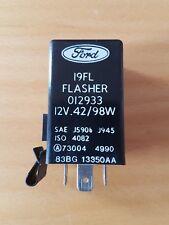 Ford SIERRA FIESTA MK1 MK2 Blinker Relais FLASHER ASSY 6123250 83BG13350AA NOS