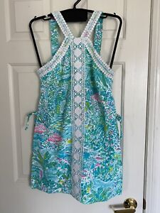 NWT Fantastic Lilly Pulitzer Romper, Size2