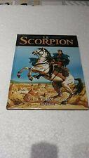 LE SCORPION T5 LA VALLEE SACREE   Réédition 2006 TRES BON ETAT   J