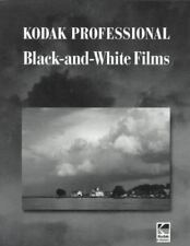 Kodak Professional Black-And-White Films (Publication)-ExLibrary