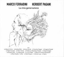 MARCO FERRADINI HERBERT PAGANI - LA MIA GENERAZIONE - CD NUOVO SIGILLATO RARO