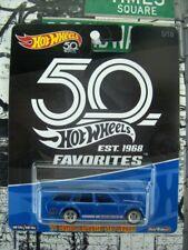 '18 HOT WHEELS 1971 DATSUN BLUEBIRD 510 WAGON NEW IN BOX 50th REAL RIDERS SERIES
